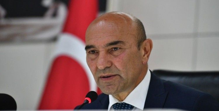 Başkan Soyer'den Kızılay'ın kan bağışı kampanyasına destek