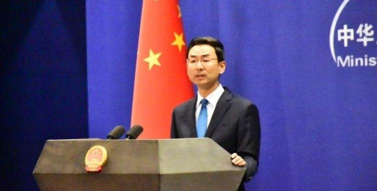 Çin'den, Pompeo'nun 'Vuhan virüsü' ifadesini kullanmaktaki ısrarına tepki