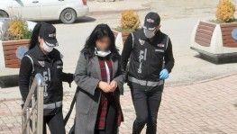 Elazığ'da sahte kadın hakim yakalandı