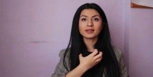"""Öğrencilerden işaret dili ile """"Evde Kal Türkiye"""" çağrısı"""