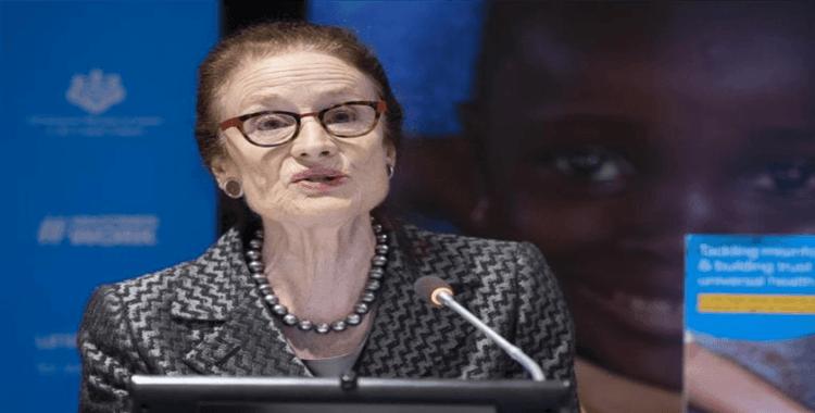 Henrietta Fore, 'COVID-19 salgını nedeniyle sağlık hizmetlerinin kesintiye uğramalı'