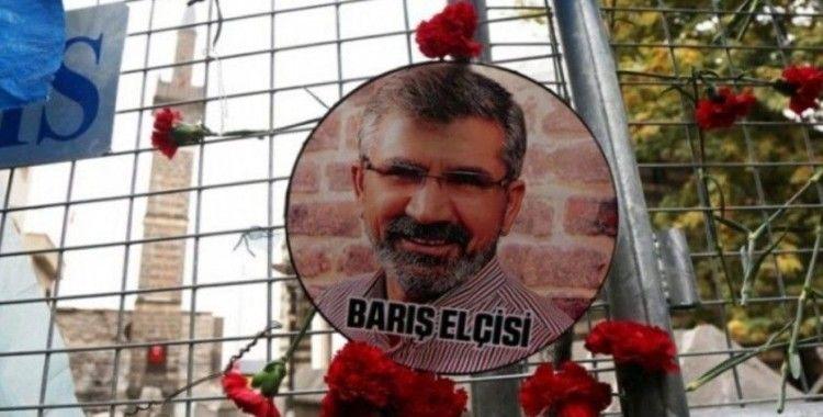 Tahir Elçi olayı ile ilgili iddianame hazırlandı