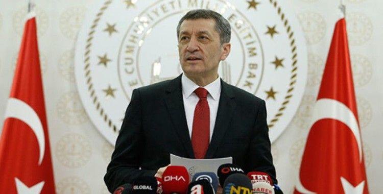 Milli Eğitim Bakanı Selçuk: 'LGS sadece birinci dönem müfredatından yapılacak'