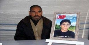 HDP önündeki ailelerin evlat nöbeti 206'ncı gününde