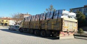 Emet'e 48 yeni çöp konteyneri daha