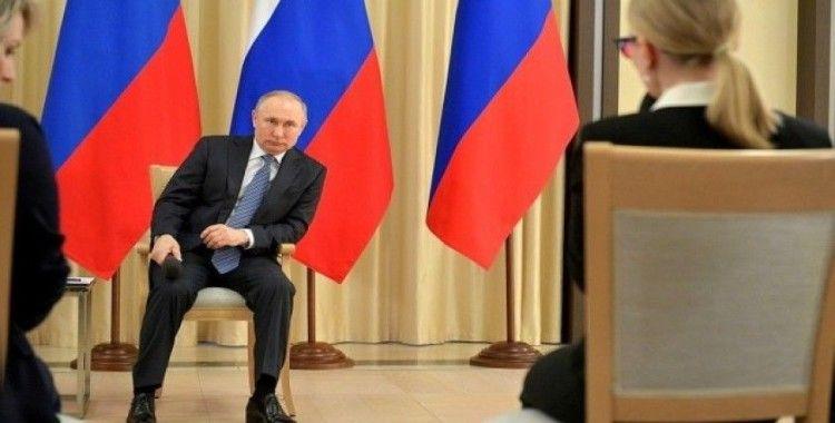 Putin: '2-3 ay içerisinde koronavirüsü yeneceğiz'