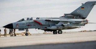 Alman Hava Kuvvetleri'ne ait Tornado jetleri Ürdün'den ayrılıyor