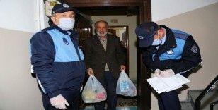 Kağıthane Belediyesi hasta ve yaşlılara yardım için özel ekip kurdu