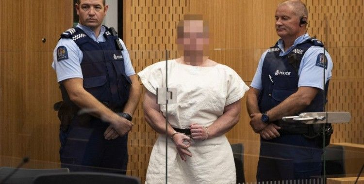 İfadesini değiştiren Christchurch canisi Tarrant, tüm suçlamaları kabul etti