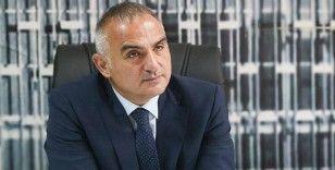 Bakan Ersoy 'Dünya Tiyatro Günü'nü kutladı