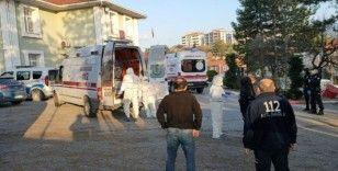 Sağlık çalışanlarına sözlü saldırı iddiası