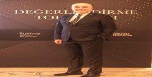 Mücevher İhracatçıları Birliği Yönetim Kurulu Başkanı Mustafa Kamar: