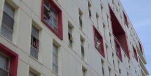 Samsun'da karantinadan renkli görüntüler