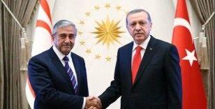 KKTC Cumhurbaşkanı Akıncı, Cumhurbaşkanı Erdoğan'dan yardım istedi