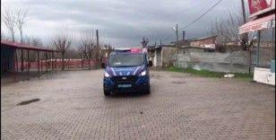 Jandarmadan 'Evde kal Türkiyem' çağrısı