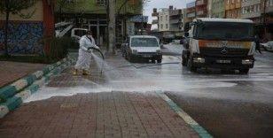 Haliliye'de temizlik personellerine vefa ikramiyesi