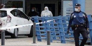 İspanya'da Kovid-19'dan bir günde 832 kişi hayatını kaybetti