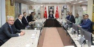 Mardin'de Pandemi Kurulu Koordinasyon toplantısı düzenlendi
