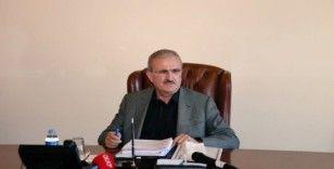 """Vali Karaloğlu: """" Şehirlerarası ulaşım için seyahat belgesi verilecek"""""""