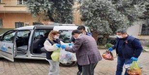 Vefa Destek Grubu 6 Günde 3 bin 512 Vatandaşın Yardımına Koştu