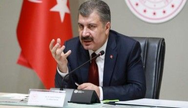 Türkiye'de vaka sayısı 9 bin 217'ye, can kaybı 131'e yükseldi