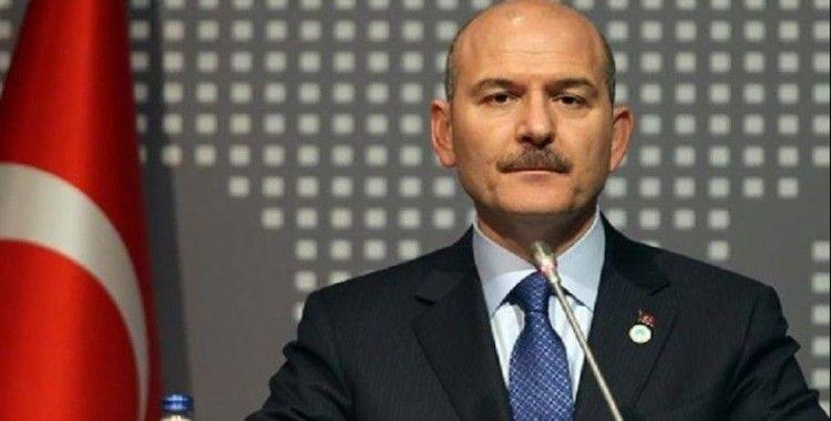 İçişleri Bakanı Süleyman Soylu koronavirüse yakalanan polis sayısını açıkladı