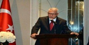 Büyükelçi Kılıç'tan ABD'deki Türklere 'evde kalın' çağrısı
