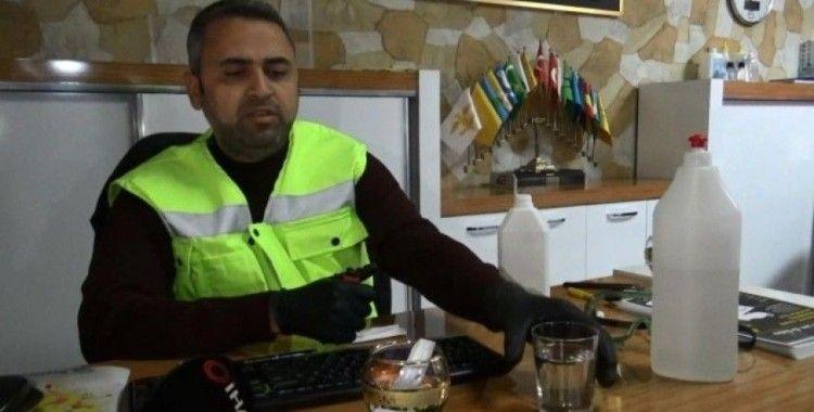 İŞGEM Genel Müdürü Narin'den sahte dezenfektan uyarısı
