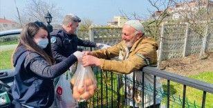 Türkiye'de yaşlı nüfusun en yüksek olduğu ilde yaşlılara 'Evde kalın' çağrısı