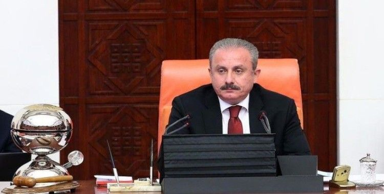 Meclis Başkanı Şentop 'Milli Dayanışma Kampanyası'na 5 maaşla katıldı