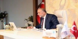 Başkan İbrahim Sandıkçı'dan 'kardeşlik' seferberliği