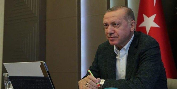 Cumhurbaşkanlığı Kabinesi Erdoğan başkanlığında toplandı