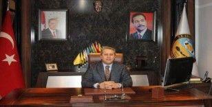 Bölge Başkanı Taşlı Esnaf için çalışmaya devam ediyor