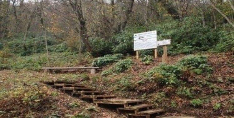 Tabiat parklarına virüs engeli