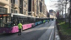 Polis ekipleri İstanbul genelinde denetim yapıyor