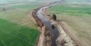 Çine'de ıslah çalışmaları devam ediyor