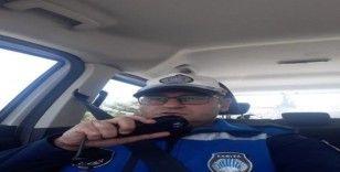Büyükşehir Trafik Zabıta ekipleri, Mersinlilere anonslarla 'evde kal' çağrısı yapıyor