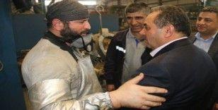 """Özçelik-İş Sendikası Genel Başkanı Değirmenci: """"Metal sektöründe ithalatın önüne geçilmeli, istihdam korunmalıdır"""""""