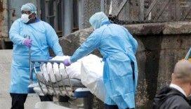 New York'ta koronavirüs salgını nedeniyle her 2.9 dakikada bir kişi yaşamını yitirdi