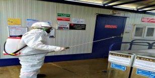 Denizcilik şirketleri koronavirüs mesaisinde