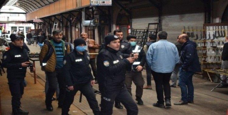 Malatya'da esnaflar arasında silahlı kavga: 1 ölü, 3 yaralı