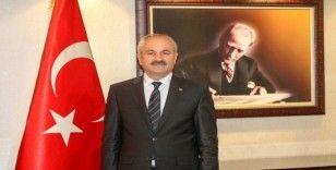 Başkan Büyükgöz İSPARK genel kuruluna katıldı