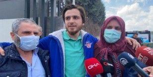 Eskişehir'de karantina süresi biten umreciler evlerine dönüyor