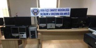 Covid-19'un hırsız fırsatçıları polisten kaçamadı