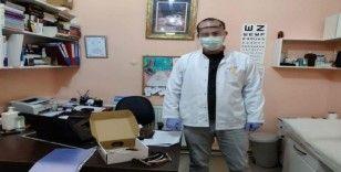 Sungurlu Belediyesi maske üretimine sponsor oldu