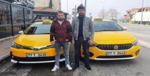 Taksicilerden örnek davranış….. 65 yaş üstü vatandaşlara ücretsiz hizmet