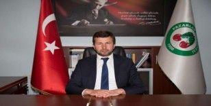 Başkan Demirci'den 'Milli Dayanışma Kampanyası'na bir maaşla destek