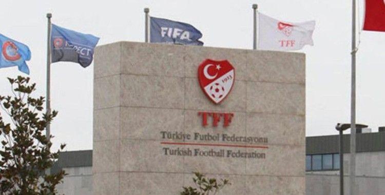 TFF'den Milli Dayanışma Kampanyası'na destek