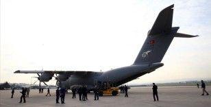 MSB: 'Sağlık malzemelerini taşıyan TSK'ye ait uçak İspanya'ya iniş yaptı'