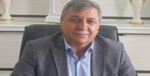 Başkan Arif Teke'den 'Biz Bize Yeteriz Türkiyem' kampanyasına maaş bağışı